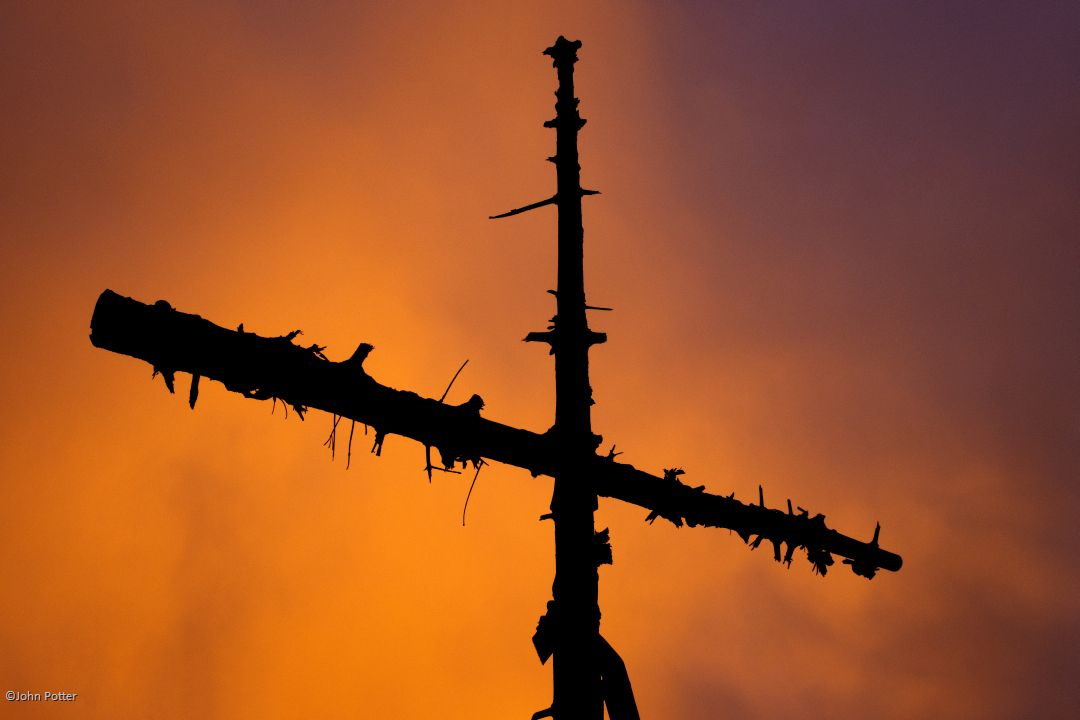 sunset cross IR 720